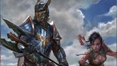 The Elder Scrolls Online - PVP Trailer - click to enlarge