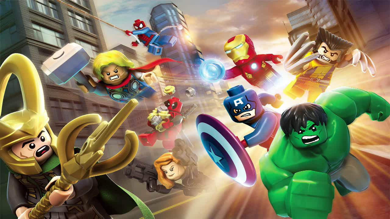 marvel lego walkthrough