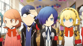 Persona Q: Shadow of the Labyrinth - E3 2014 Trailer</h3>