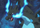 Pokémon X and Y - Mega Charizard Gameplay - click to enlarge