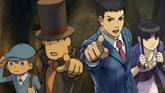 Professor Layton Vs. Phoenix Wright: Ace Attorney - E3 2014 Trailer</h3>
