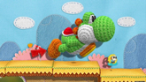 Yoshi's Woolly World - E3 2014 Trailer</h3>