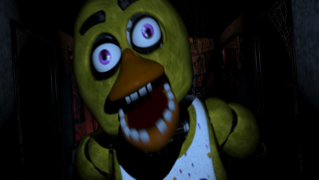 5 Nights At Freddy S Demo
