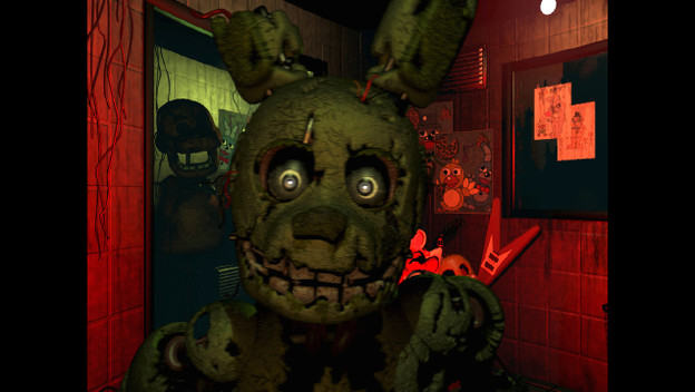 Five Nights at Freddy's 3 Announced. What Jumpscares Lie In Store?