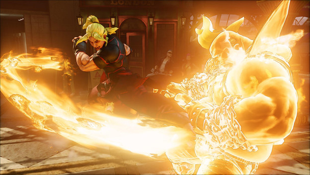 An All-New Ken Masters...Like You've Never Seen Him Before