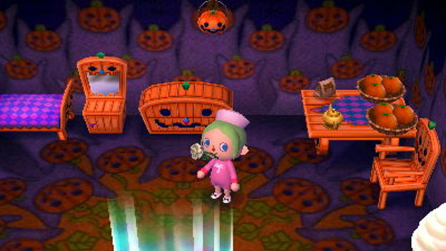 Scare Your Neighbors in Animal Crossing: New Leaf - Cheat Code Central