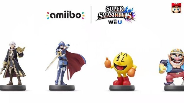 New Amiibos Announced