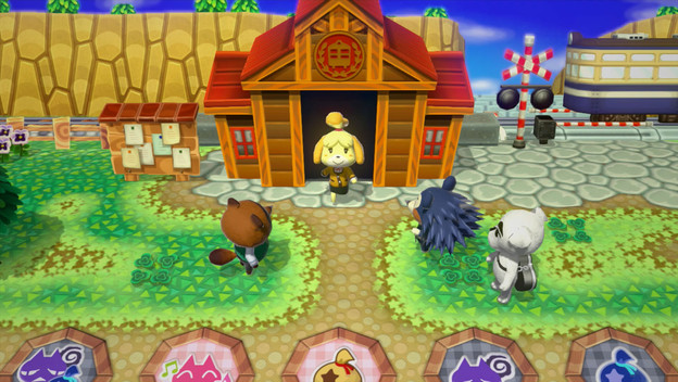 Animal Crossing: amiibo Festival Looks Far Too Fluffy