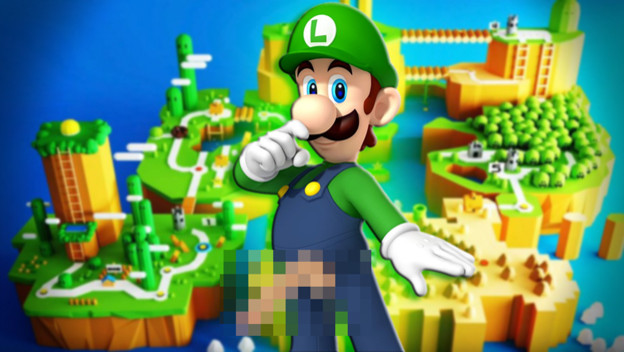 How Luigi's Package Just Broke the Internet