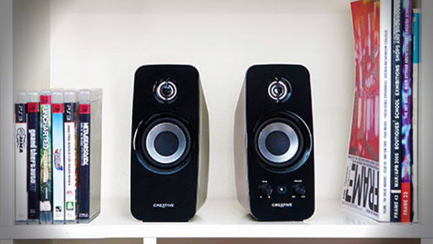 Get Your Groove on With Creative's T12 and T15 Speakers