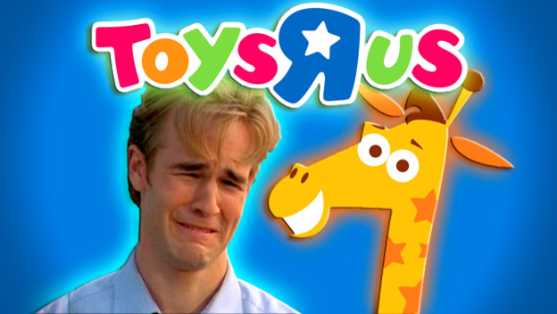 R.I.P. Toys R Us (And Why We're Crying)