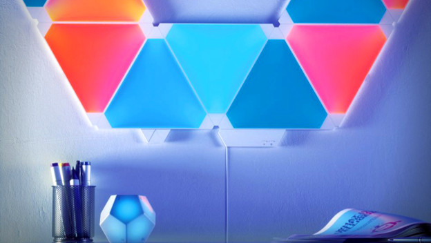 Set the Scene with Nanoleaf Panels