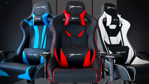 Ewin Gaming Chairs Are Here to Offer Their Full Support