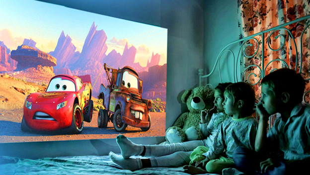 CINEMOOD and Disney Project Magic into Your Living Room