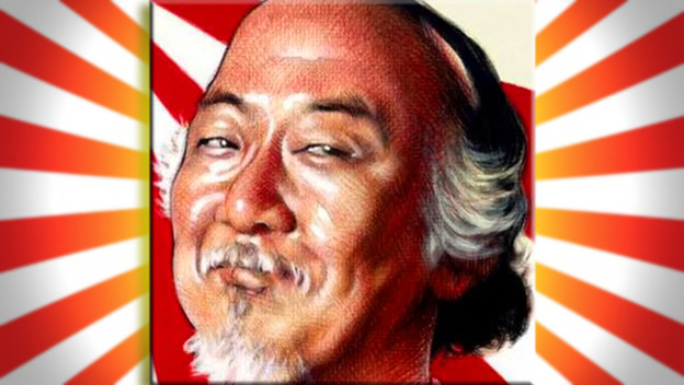 Mr. Miyagi Say...Game Need Balance!