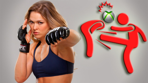Why the Ronda Rousey Xbox Skit Was a Real Low Blow