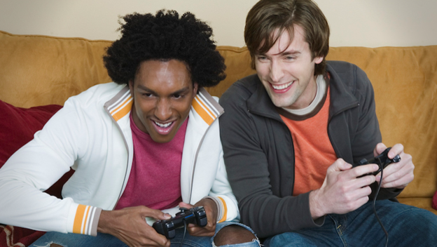 Is Gaming the Best Way to Bond?