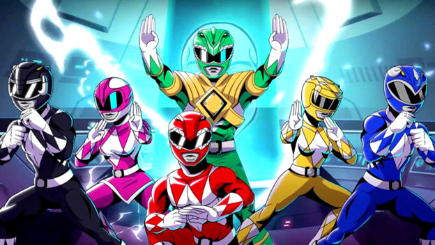 How Power Rangers Brought Back the Beat 'em Up