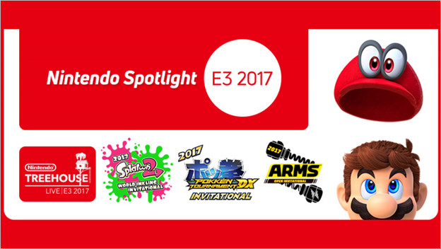 Nintendo's E3 2017 Spotlight Wrap-up