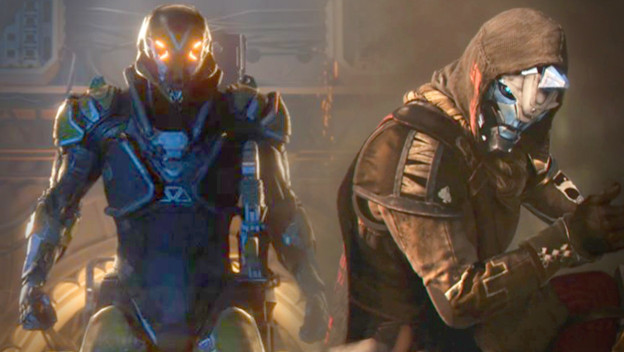Is Anthem a Destiny Killer?