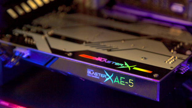 Creative's Sound BlasterX AE-5 Is Pro Audio at Its Finest
