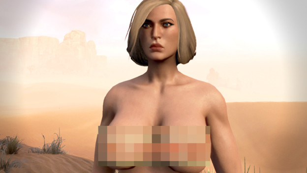 Can We Handle Nudity in Our Games?