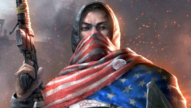 Why Homefront: The Revolution is Just Sad