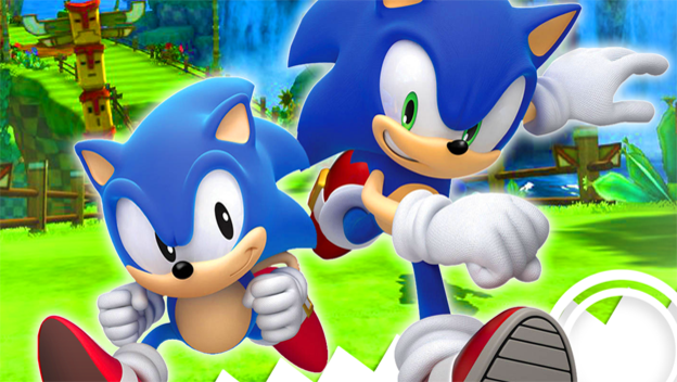Retro Rewind: Classic vs. Next-Gen Sonic