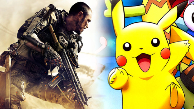 Why Call of Duty & Pokemon Are More Alike Than You Think