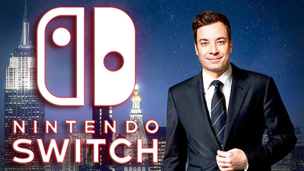 Was Jimmy Fallon's Switch Showing a Bust?