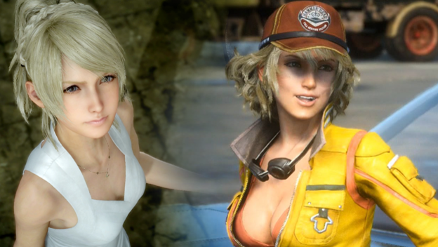 Why Final Fantasy's Women Are Just the Worst