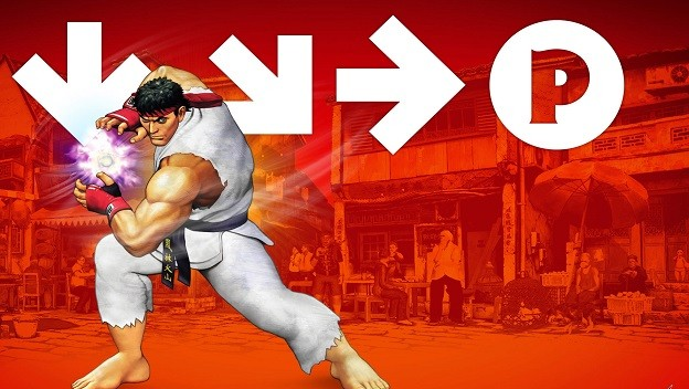 The Time I Got My Butt Kicked at Street Fighter
