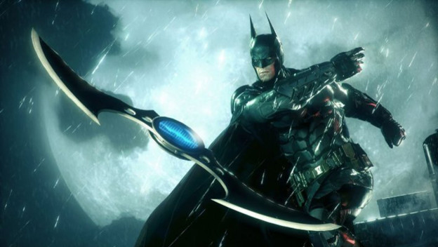 Arkham Knight M-Rated