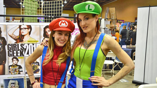 Why Comic-Con Appeals To Gamers and Geeks Alike
