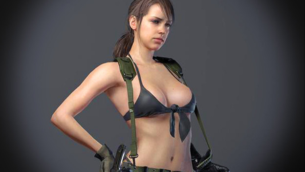 Metal Gear V Proves Looks Aren't Everything