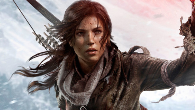The Rise of a Violent Lara Croft