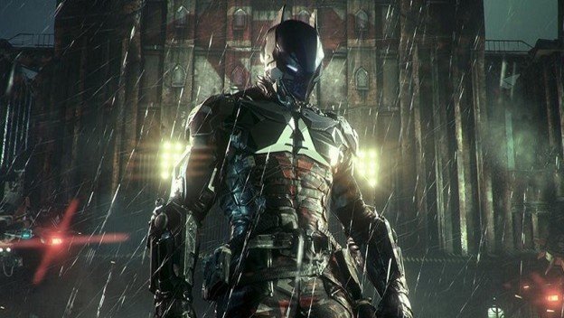 Arkham Knight Footage