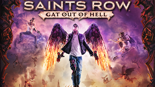 Gat out of Hell's Seven Weapons of Sin!