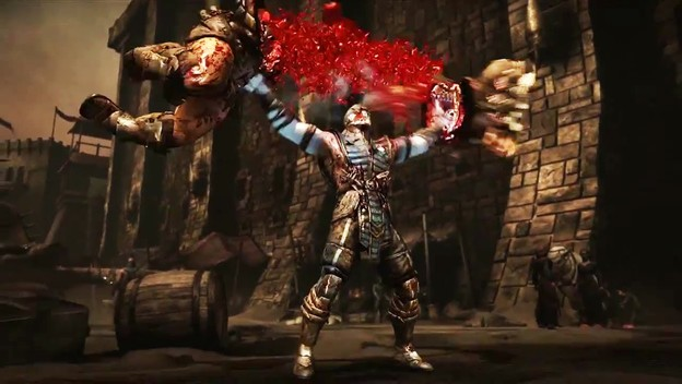 Why Mortal Kombat's Absurd Violence Is Good