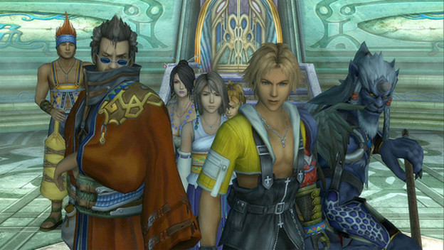 The PS4 Final Fantasy X | X-2 HD Remaster Port is Unsurprising