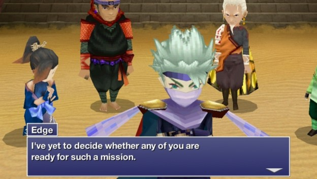 Final Fantasy IV: The After Years Didn't Need Another Port