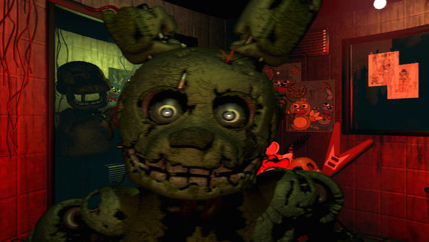 Five Nights at Freddy's is a Comforting Kind of Horror