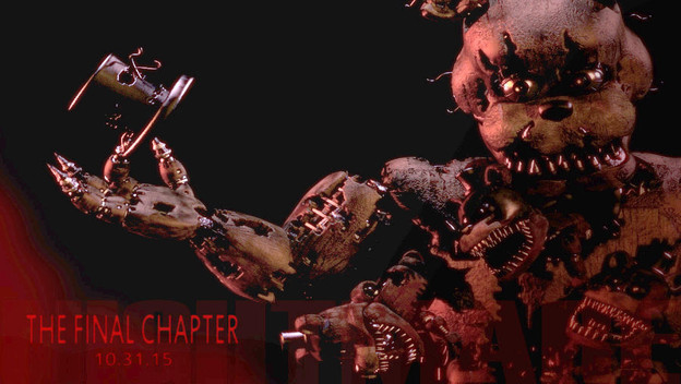 Five Nights at Freddy's 4 Confirmed for Halloween Release
