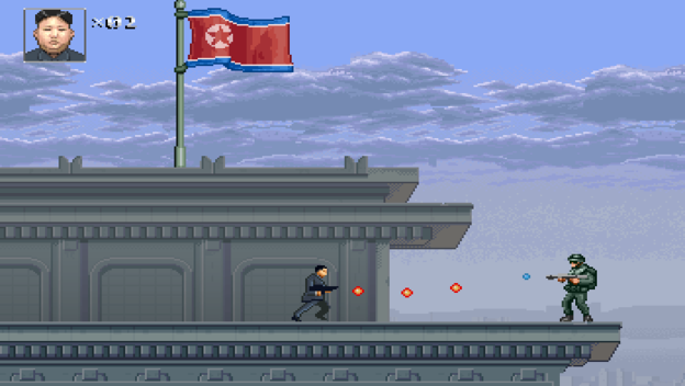 Game Project Parodying Kim Jong Un Gets Hacked