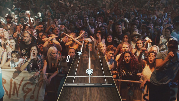 Is Guitar Hero Live too Unconventional?