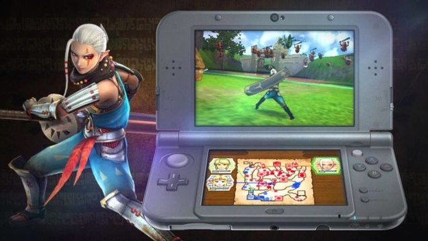 Hyrule Warriors Will Be Better On the 3DS