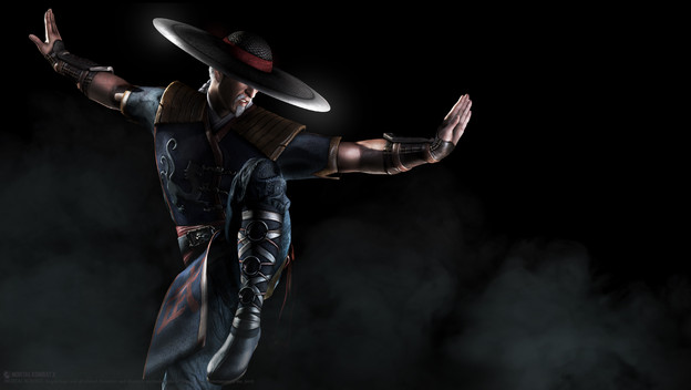 Kung Lao Builds Infinite Meter in Mortal Kombat X