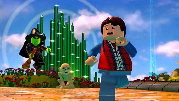 Will Lego Dimensions Actually Let us Play with Lego?