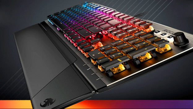 The Vulcan Mechanical Keyboard by ROCCAT Is a Titan