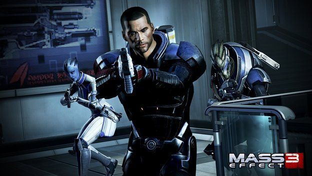 Mass Effect Trilogy Collection